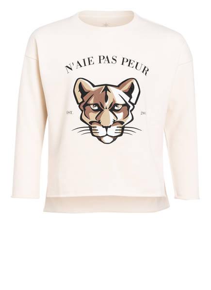 Juvia Sweatshirt, Farbe: ECRU (Bild 1)
