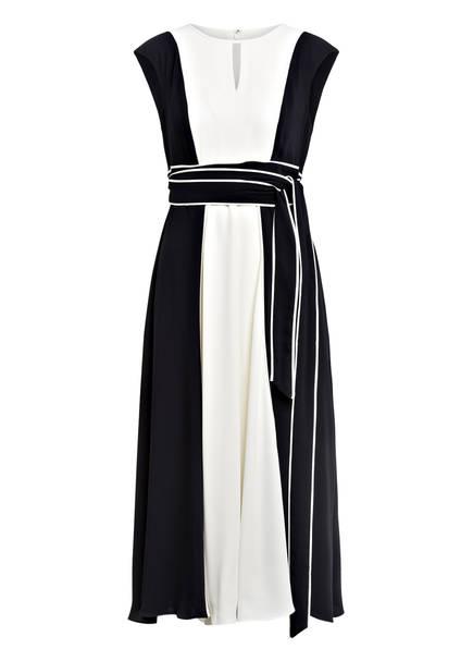 HOBBS Kleid RAE, Farbe: WEISS/ DUNKELBLAU (Bild 1)