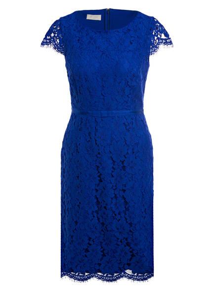HOBBS Spitzenkleid ELORA DRESS, Farbe: BLAU (Bild 1)