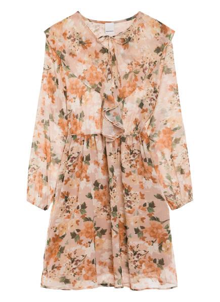 RINASCIMENTO Kleid, Farbe: ROSA/ DUNKELORANGE/ GRÜN (Bild 1)