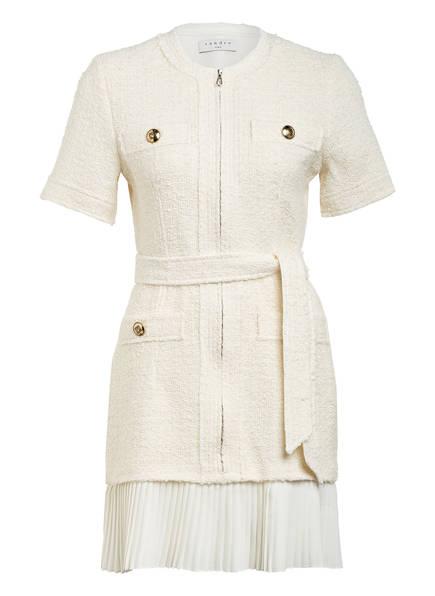 sandro Tweed-Kleid , Farbe: ECRU (Bild 1)