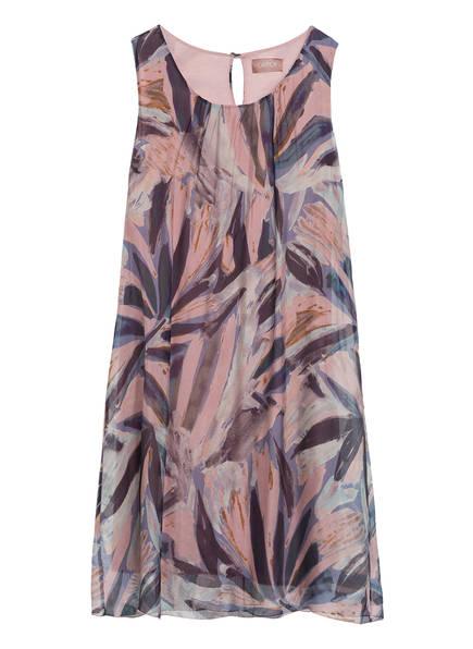 CARTOON Kleid mit Seide, Farbe: ROSÉ/ LILA/ GRÜN (Bild 1)