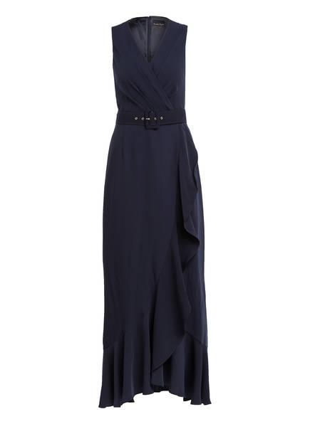 Phase Eight Kleid LARA mit Volantbesatz, Farbe: DUNKELBLAU (Bild 1)
