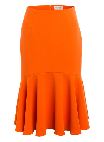 damsel in a dress Rock SATI , Farbe: ORANGE (Bild 1)
