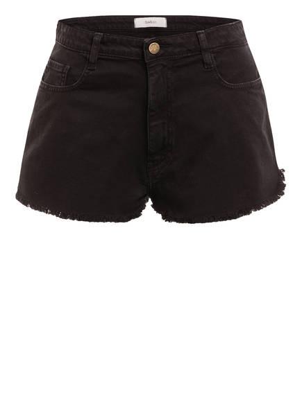 ba&sh Jeans-Shorts CLUEGO, Farbe: BLACKSTONE  (Bild 1)