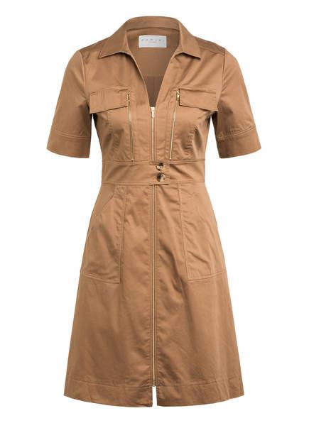 damsel in a dress Kleid BLAIRE, Farbe: COGNAC (Bild 1)