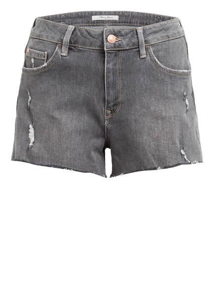 mavi Destroyed Jeans-Shorts ROSIE, Farbe: 31293 mid grey london str (Bild 1)