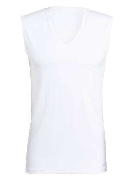 CALIDA Unterhemd COTTON CODE, Farbe: WEISS (Bild 1)