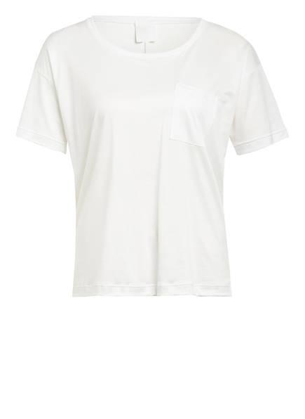 CALIDA T-Shirt 100 % NATURE  , Farbe: WEISS (Bild 1)