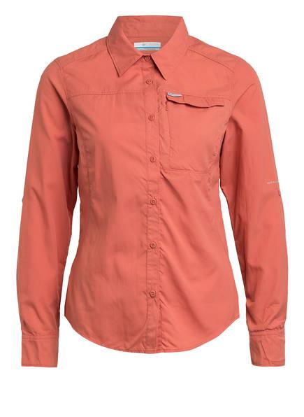 Columbia Outdoor-Bluse SILVER RIDGE, Farbe: KORALLE (Bild 1)