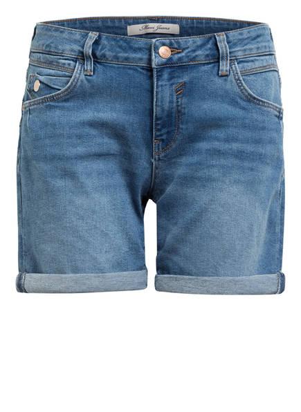 mavi Jeans-Shorts PIXIE , Farbe: 31158 MID BRUSHED MILAN STR BLUE (Bild 1)