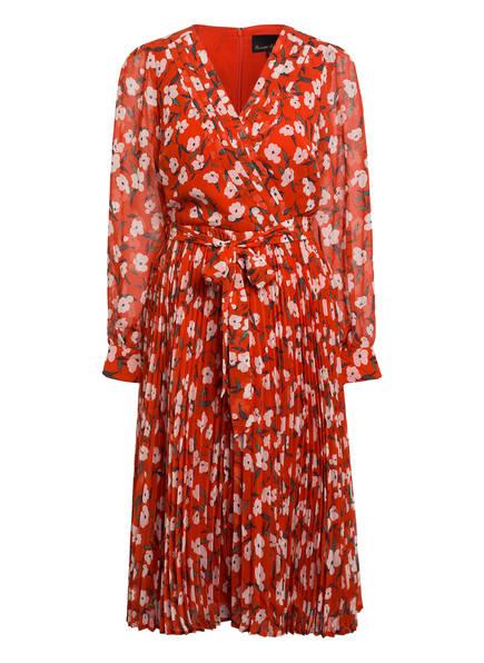Phase Eight Kleid LOU-POPPY, Farbe: ROT/ CREME/ GRÜN (Bild 1)