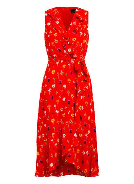 Phase Eight Kleid ALANNA in Wickeloptik, Farbe: ROT (Bild 1)