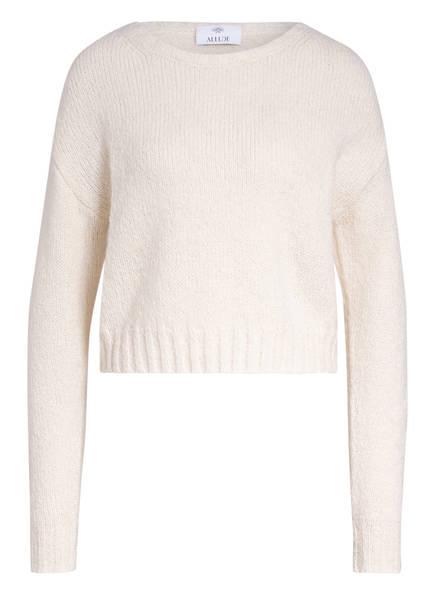ALLUDE Pullover, Farbe: ECRU (Bild 1)