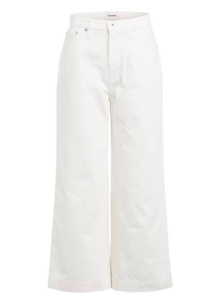 Nanushka Jeans-Culotte RAMOS, Farbe: WHITE (Bild 1)