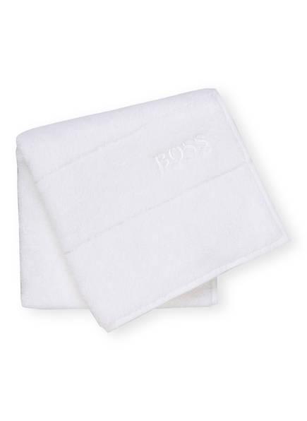 BOSS Handtuch PLAIN, Farbe: WEISS (Bild 1)