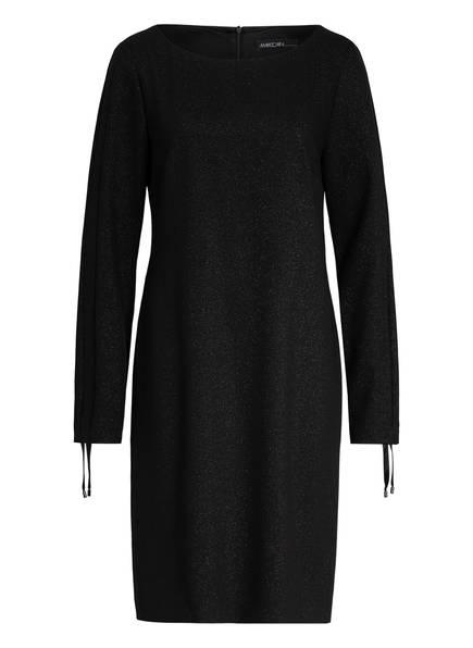 MARC CAIN Kleid mit Glitzergarn , Farbe: SCHWARZ (Bild 1)