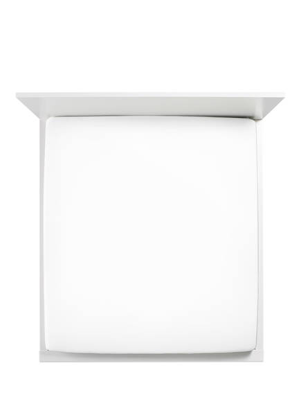 FORMESSE Spannbetttuch BELLA GRACIA, Farbe: WEISS (Bild 1)