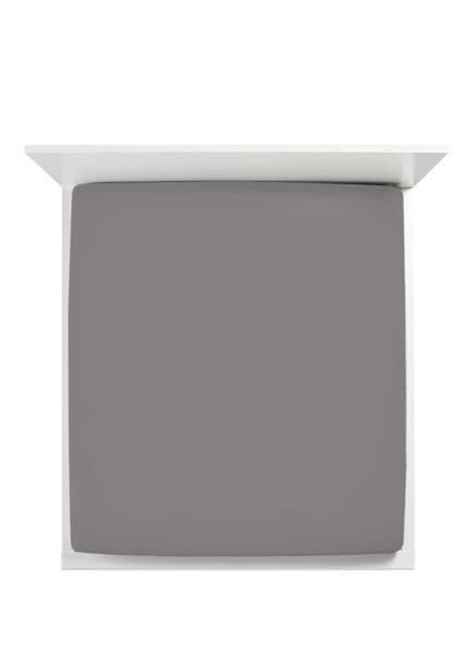 FORMESSE Spannbetttuch BELLA GRACIA, Farbe: HELLANTHRAZIT (Bild 1)