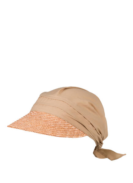 SEEBERGER Cap, Farbe: BEIGE (Bild 1)