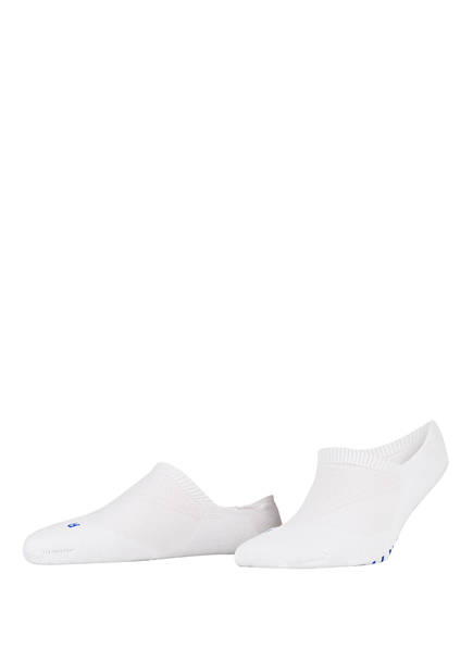 FALKE Füßlinge COOL KICK , Farbe: 2000 WHITE (Bild 1)