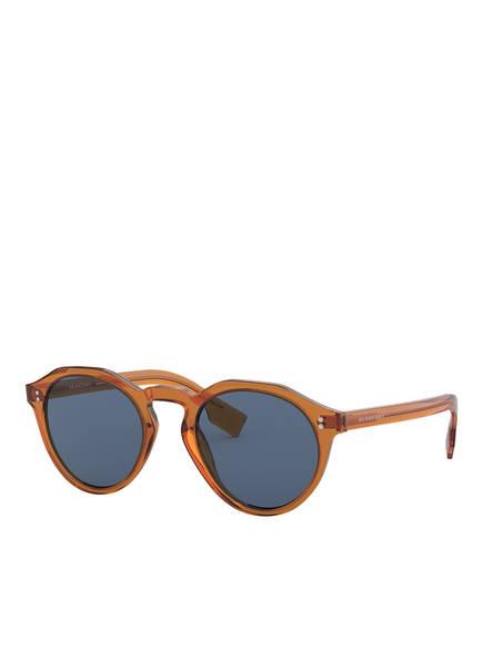BURBERRY Sonnenbrille BE4280, Farbe: 377780 - ORANGE/ BLAU (Bild 1)