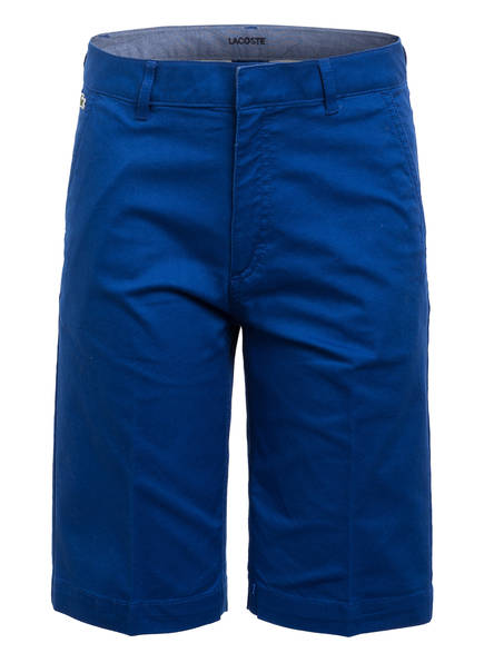 LACOSTE Chino-Shorts, Farbe: BLAU (Bild 1)