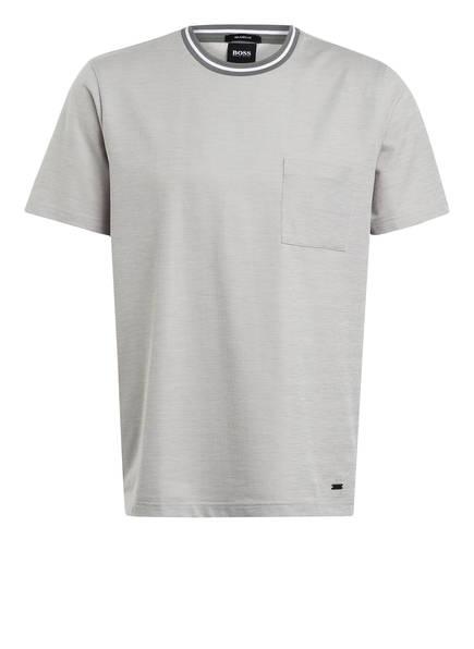 BOSS T-Shirt TRETEND , Farbe: GRAU (Bild 1)