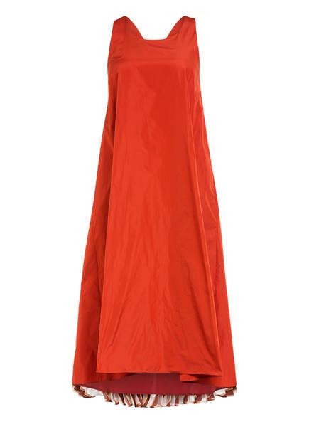 MAX & Co. Kleid PEPITA, Farbe: BRAUN/ WEISS/ HELLORANGE (Bild 1)
