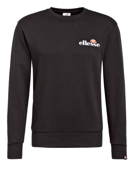 ellesse Sweatshirt FIERRO, Farbe: SCHWARZ (Bild 1)