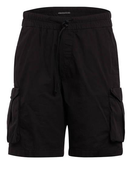 DRYKORN Cargo-Shorts DOUBLE, Farbe: SCHWARZ (Bild 1)