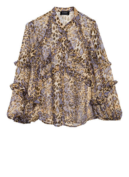 BARDOT Bluse RUMI, Farbe: CREME/ HELLLILA (Bild 1)