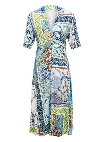 efixelle Kleid, Farbe: HELLBLAU/ GRÜN/ BLAU (Bild 1)