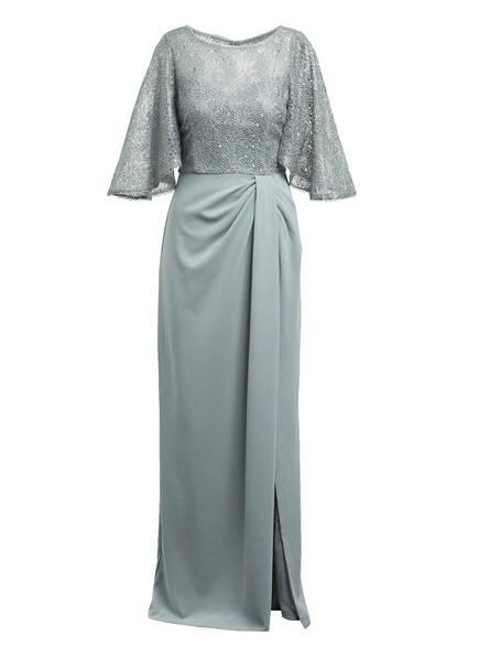 ADRIANNA PAPELL Abendkleid mit Paillettenbesatz, Farbe: MINT (Bild 1)