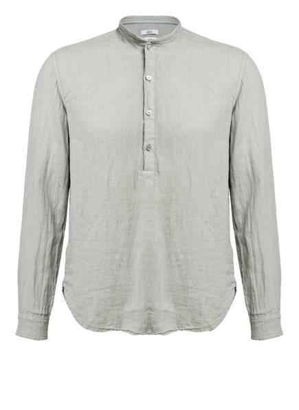 gössl Trachtenhemd aus Leinen, Farbe: GRAU (Bild 1)