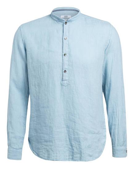 gössl Trachtenhemd aus Leinen, Farbe: HELLBLAU (Bild 1)