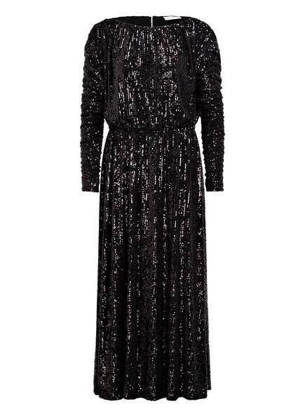 SAINT LAURENT Kleid mit Paillettenbesatz, Farbe: SCHWARZ (Bild 1)