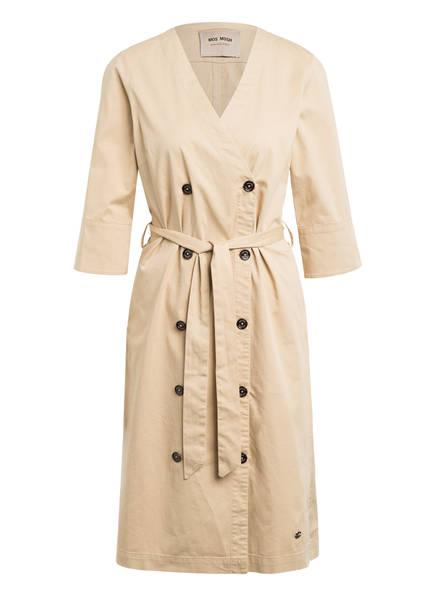 MOS MOSH Hemdblusenkleid VINNIE, Farbe: BEIGE (Bild 1)