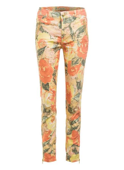 MOS MOSH 7/8-Jeans ETTA HANALAI, Farbe: GELB/ ORANGE/ GRÜN (Bild 1)