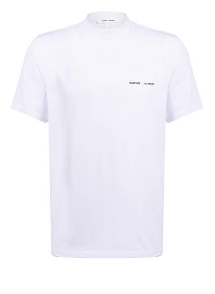 SAMSØE  SAMSØE T-Shirt NORSBRO , Farbe: WEISS (Bild 1)
