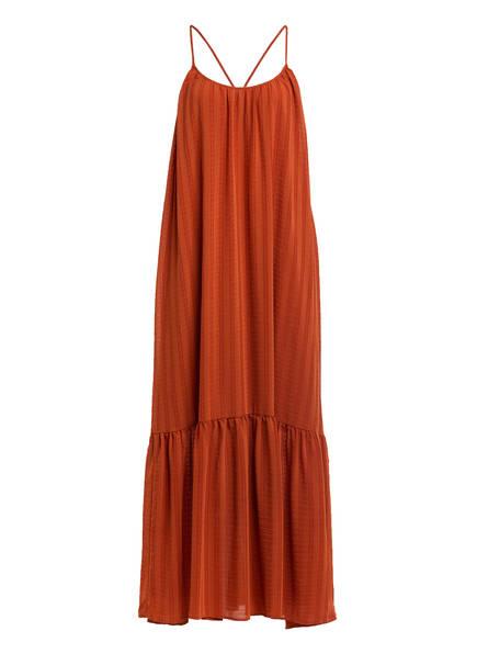 SAMSØE  SAMSØE Kleid COMO, Farbe: DUNKELORANGE (Bild 1)