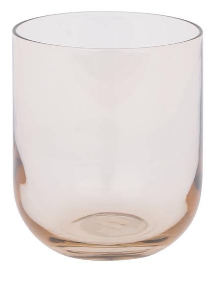 blomus 4er-Set Trinkgläser FUUM, Farbe: HELLORANGE (Bild 1)