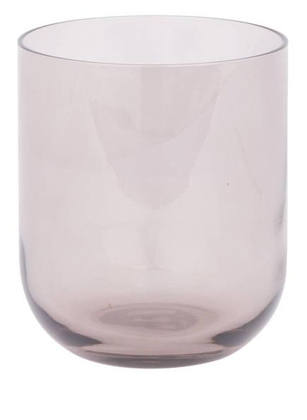 blomus 4er-Set Trinkgläser FUUM, Farbe: ALTROSA (Bild 1)