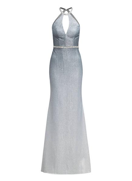 MASCARA Abendkleid , Farbe: SILBER (Bild 1)