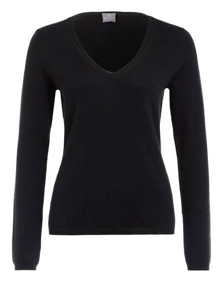 FTC CASHMERE Cashmere-Pullover , Farbe: SCHWARZ (Bild 1)