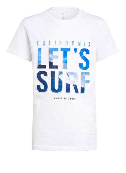 name it T-Shirt JAKIM, Farbe: WEISS (Bild 1)