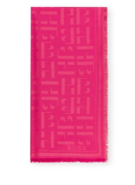 BOSS Tuch LAURELLE, Farbe: PINK (Bild 1)