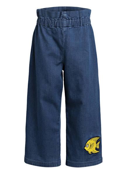 mini rodini Jeans-Culotte, Farbe: BLAU (Bild 1)