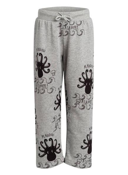 mini rodini Sweatpants, Farbe: GRAU MELIERT (Bild 1)