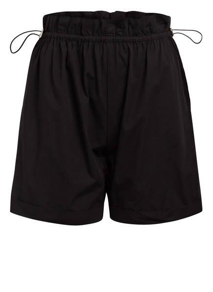 BRUUNS BAZAAR Paperbag-Shorts FREYIE DENNI, Farbe: SCHWARZ (Bild 1)